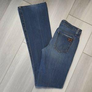 "Joe's Jeans Size 26 Twiggy Skinny Flare 36"" Inseam"